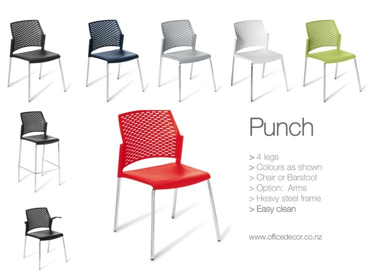 Punch Cafe Chair