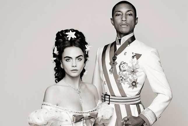 Новый фильм Chanel с Карой и Фаррелом | Charmit.ru