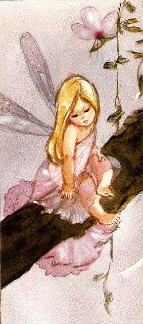 Mary Brooks - fairy child