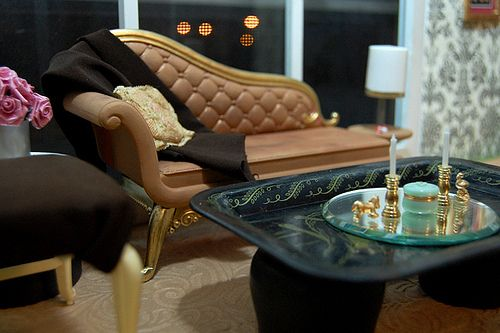 Fancy Living Room, 2010