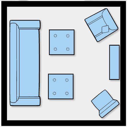 10 Ideas De Distribuci N Para La Decoraci N De Salas Peque As Nw H Small Living Rooms