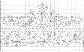 DMC Czechoslovakian Embroidery Pattern Book - Embroidery - Crafts & Hobbies - PDF Classic Books