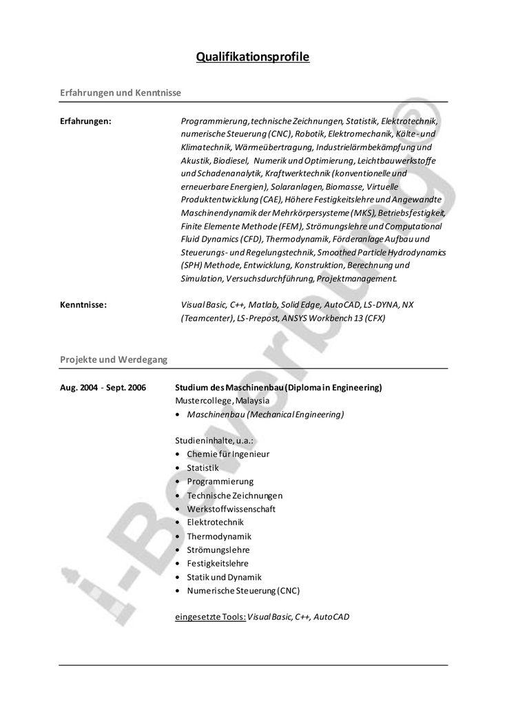59 besten qualifikationsprofil formulierung, initiativbewerbung, i, Einladungen