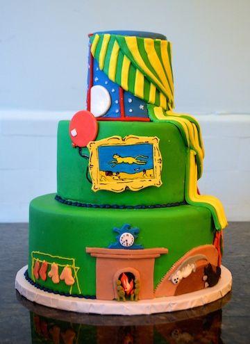 GOODNIGHT MOON CAKE - Google Search