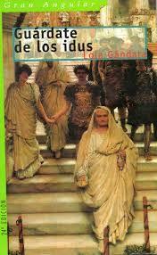 Novela histórica  que nos acerca a la vida de la ciudad de Roma en los días posteriores a la muerte de Julio César.