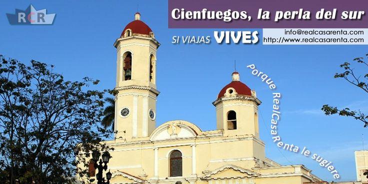 RealCasaRenta (@realcasarenta) | Twitter    Ciudades de #Cuba, #Cienfuegos, la perla del sur.  https:/www.realcasarenta.com  #Cubatravel #Cubatur