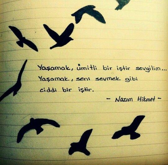 N. Hikmet