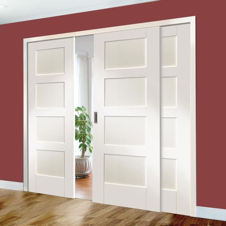 42 best images about doors on pinterest shaker style for 4 panel sliding french doors