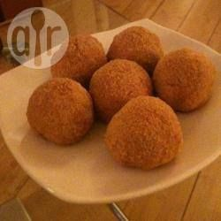 Recipe photo: Baked Scotch eggs