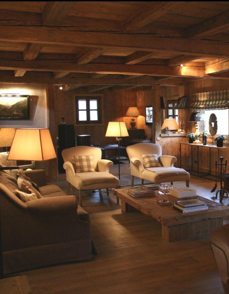 17 migliori idee su case di montagna su pinterest piani for Piani di casa efficienti