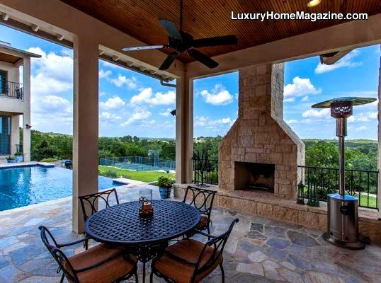 Luxury Home Magazine San Antonio Pool Patio Ideas For Our Beach House
