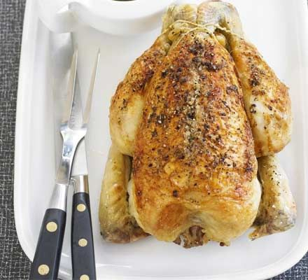 What more can we say? The classic roast chicken is something everyone should know and can always save the day