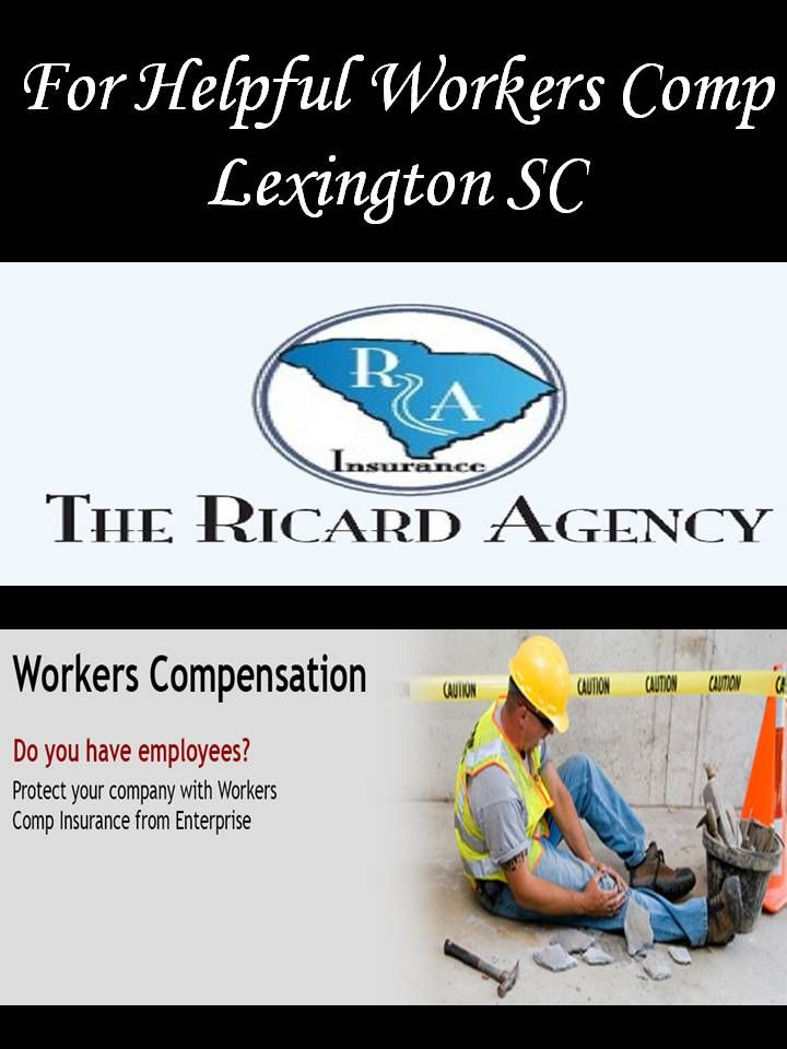 Visit Ricard Insurance For Helpful Workers Comp Lexington Sc