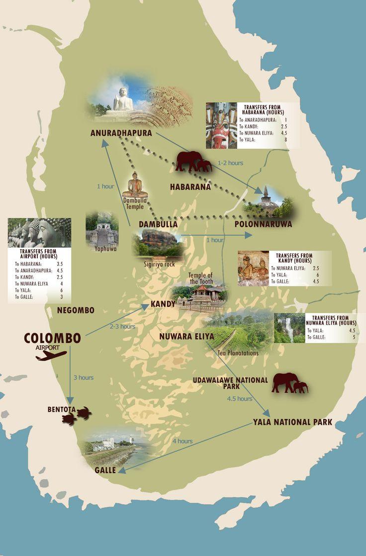 Sri Lankau0027s Cultural Triangle 1227 best Sri