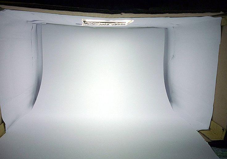 Come realizzare uno studio fotografico casalingo per avere foto di qualità per il proprio e-commerce http://www.bricolageonline.net/300/studio-fotografico-fai-da-te.htm
