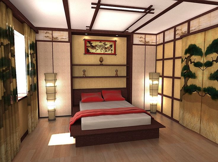 Asian Inspired Bedrooms Design Ideas Pictures Bachelor Pad Bedroom And
