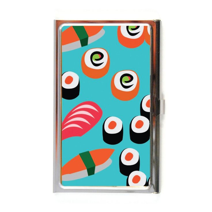The Quirky_Sushi Business Card Case