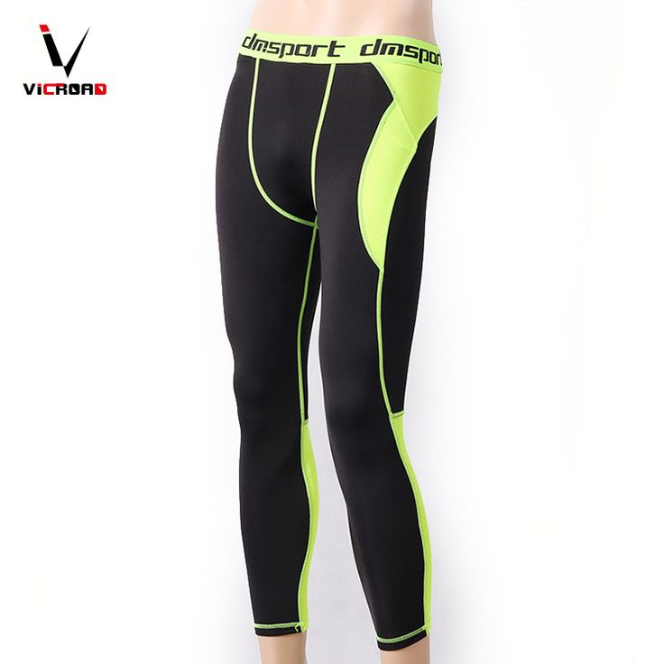 Vicroad 2017 mens yoga pants fitness legging athletic leggings man sportswear slim elastic compresion trousers exercise gym * AliExpress Affiliate's buyable pin. Details on product can be viewed on www.aliexpress.com by clicking the image #Yogawears