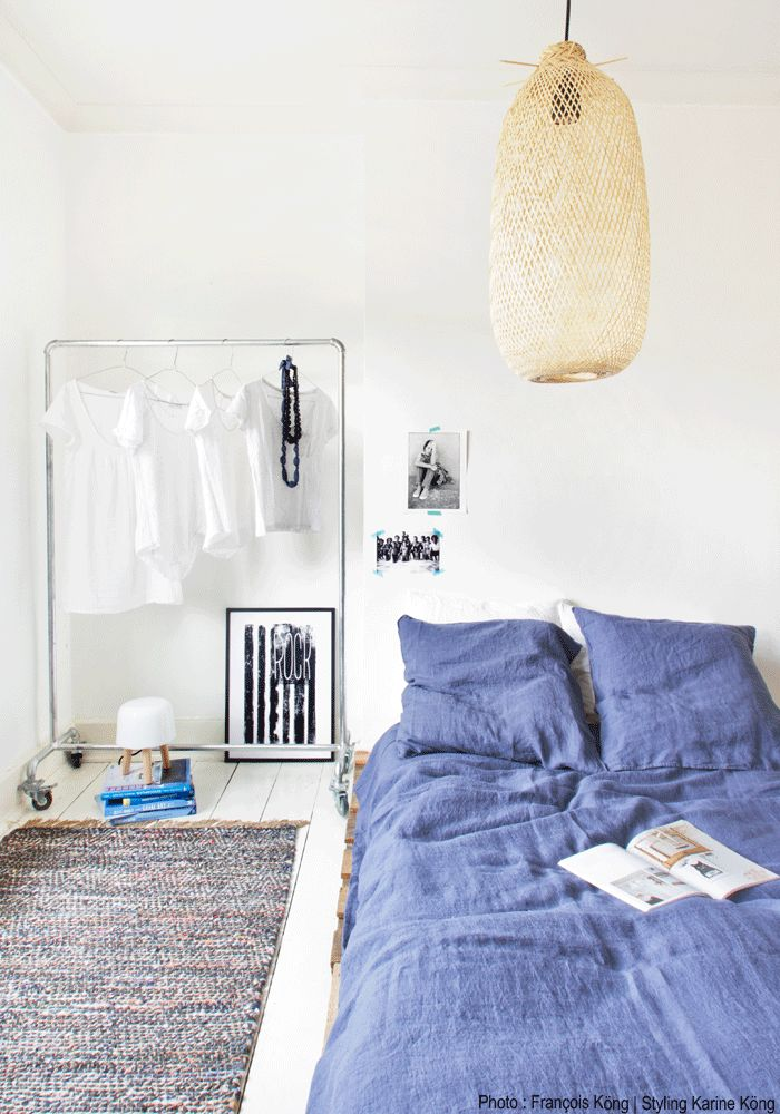 BODIE and FOU★ Le Blog: Inspiring Interior Design blog by two French sisters: It's a brand new BLUE day....