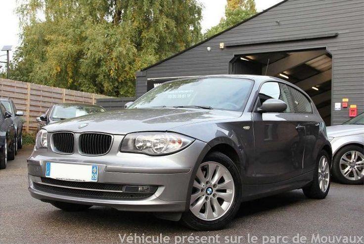 OCCASION BMW SERIE 1 (E81) 118D 143 CH CONFORT 3P
