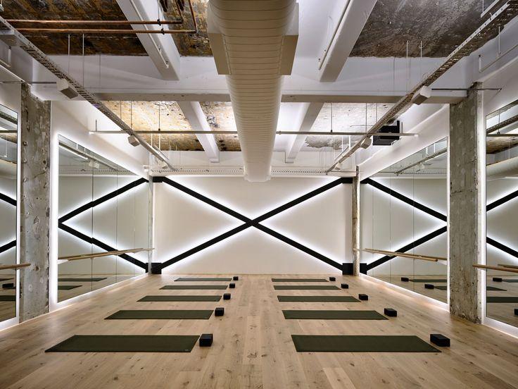 17 best ideas about gym design on pinterest basement