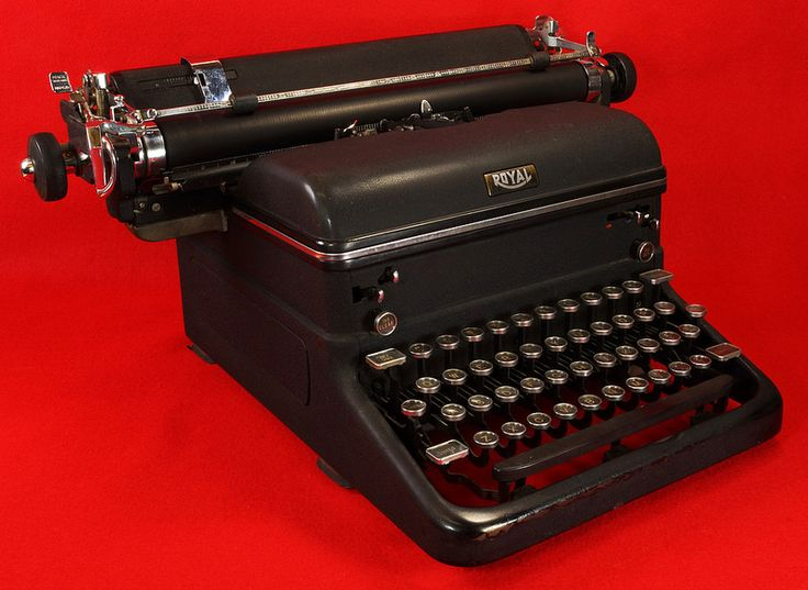 Vintage 1940 Royal KMM Manual Typewriter with Wide Carriage Serial #14-2743358  eBay Link: http://www.ebay.com/itm/Vintage-1940-Royal-KMM-Manual-Typewriter-with-WIDE-Carriage-Serial-14-2743358-/291884676662  RD14060  Go back to Tin Can Alley - FOR SALE: http://www.bagtheweb.com/b/PBdAfQ