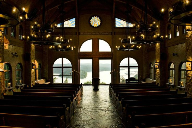 Wedding Chapel Photo Gallery | Ahhh.... Big Cedar ...