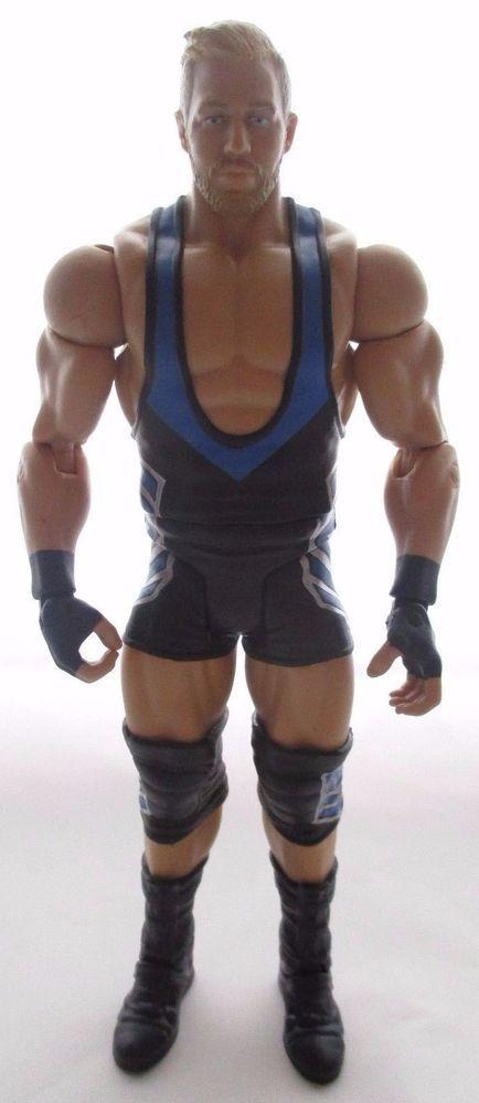 WWE Battle Pack Series Jack Swagger Pro Wrestling Action Figure Mattel 2015 #Mattel