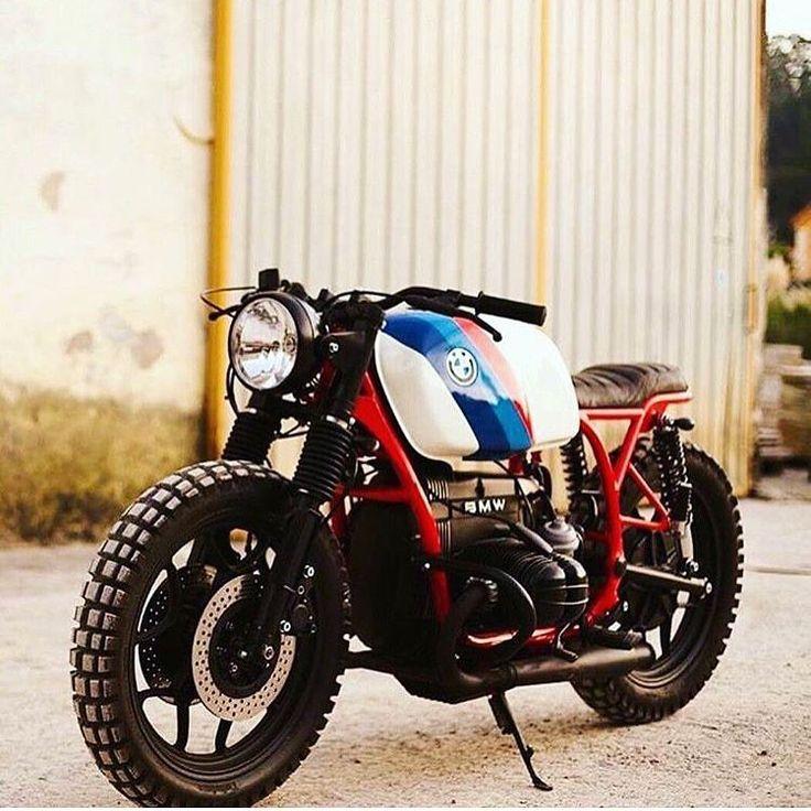 240 vind-ik-leuks, 2 reacties - BMW Cafe Racer (@caferacerbmw) op Instagram: 'cr. @fasterfastermagazine'