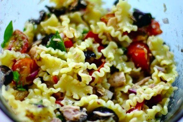 Cold Macaroni And Tuna Salad Recipe ~ Food Network Recipes