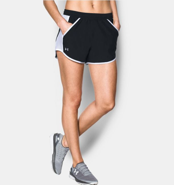 d7f3cb0872 Women's UA Fly-By Shorts in 2019 | The Active Life | Under armour ...