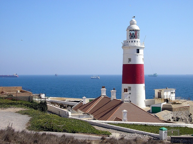 Gibraltar by urloplany.pl, via Flickr #Gibraltar
