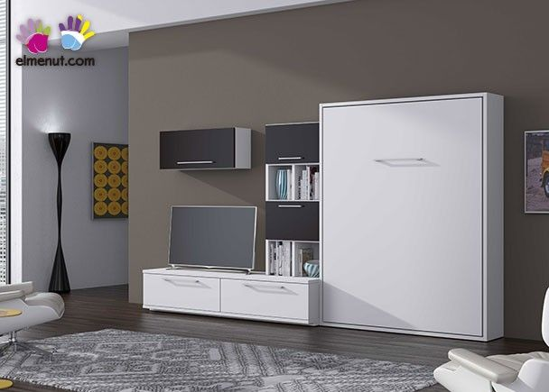 17 mejores ideas sobre camas abatibles en pinterest for Literas abatibles ikea