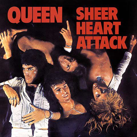 Sheer Heart Attack - Queen (November 1974)