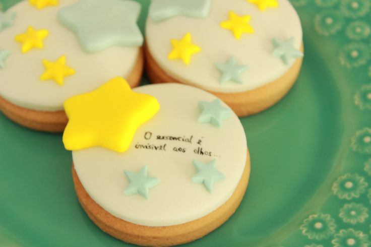 Little prince cookies  www.vintagecakecompany.pt