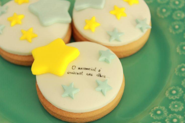 Little prince cookies  www.vintagecakecompany.pt