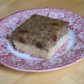 Jáhlovo-makový koláč