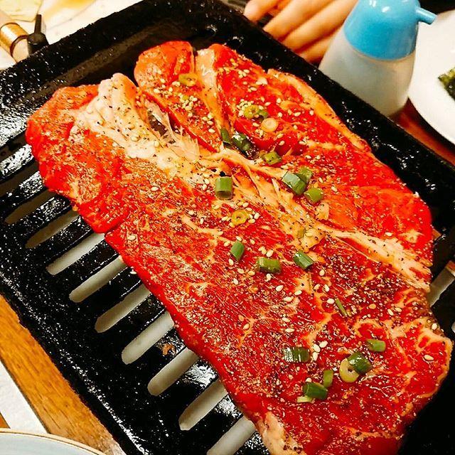 . #カルビ  #タン塩 #焼肉 #韓国料理 #肉 #焼き肉