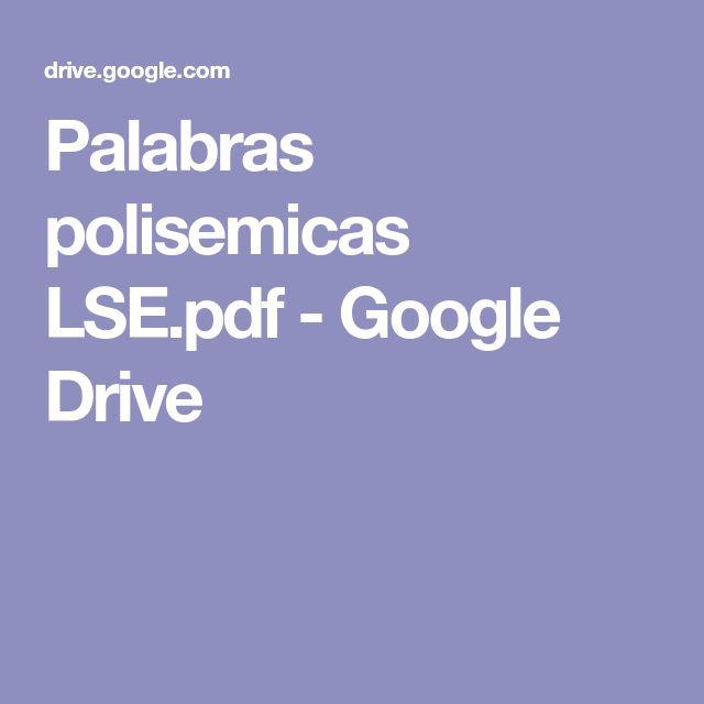 Palabras polisemicas LSE.pdf - Google Drive