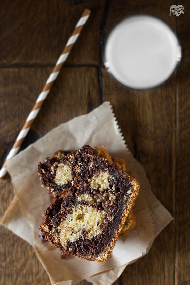 Torta alle nocciole e Nutella Haselnuss-Nutella Kuchen   https://blog.giallozafferano.it/passionecooking/torta-nocciole-nutella/
