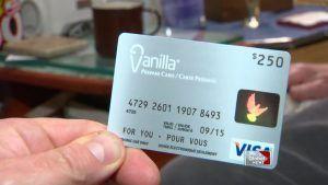 Vanilla Mastercard Gift Card Login