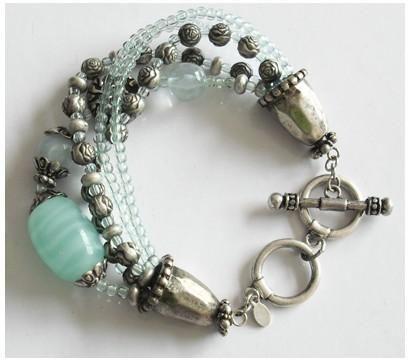 WANT IT! Premier Designs Jewelry Catalog 2012-2013 | Premier Designs Jewelry Cool Waters Bracelet Freeshipping | eBay
