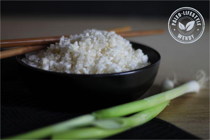 Paleo rijst