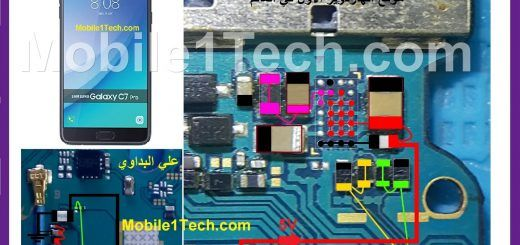 Samsung Galaxy C7 Pro C7010 Battery Connector Terminal Jumper Ways In 2020
