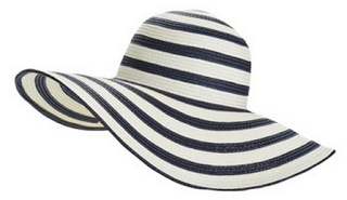 SAVVY CHIC, CANNY STYLE: Awesome Accessories: Striped Womens Sun Hat from @Joules