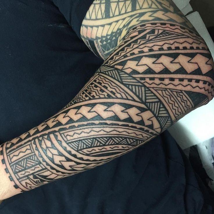 West African Sleeve Designs