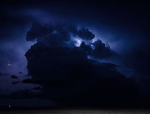 Pecos Hank photography | Lightning Storm, 2016 | gif | http://www.pecoshank.com/