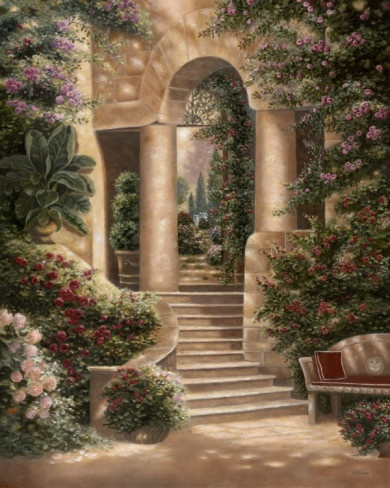 Watson's Garden by Betsy Brown
