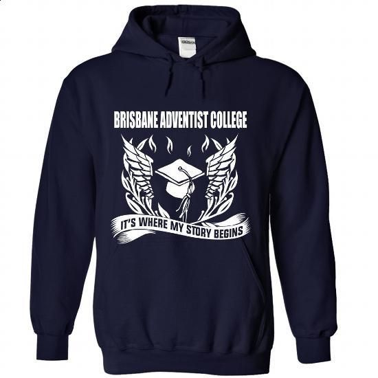 BRISBANE ADVENTIST COLLEGE - Its where my story begins! - #sweatshirts for women…