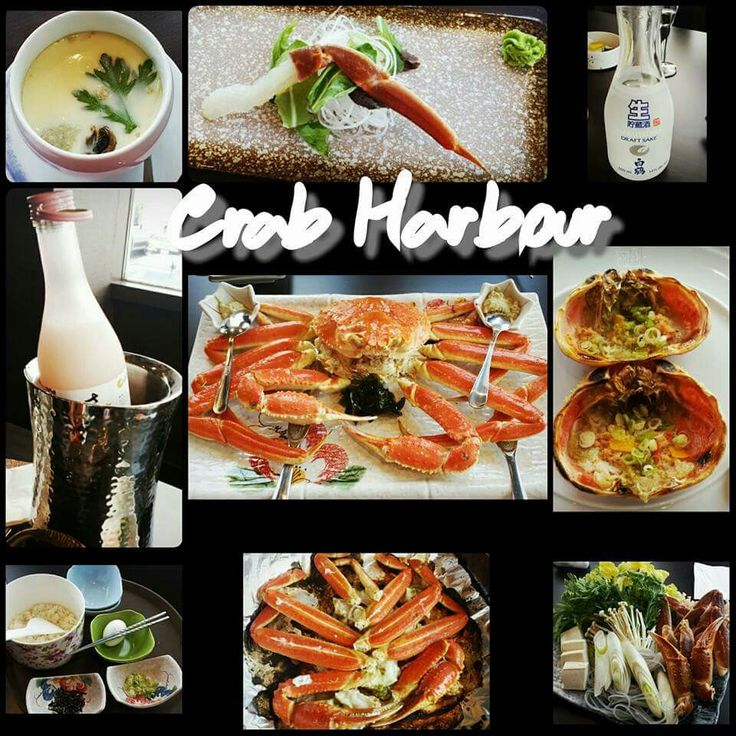 This js da place to go if you love Crab- crab cooked and presented in many different ways
